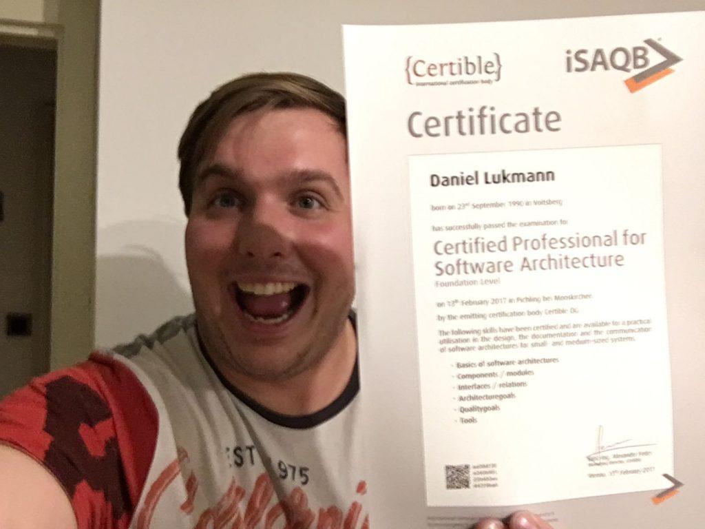 certificate happy proud